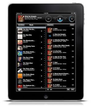 Kinsky for iPad