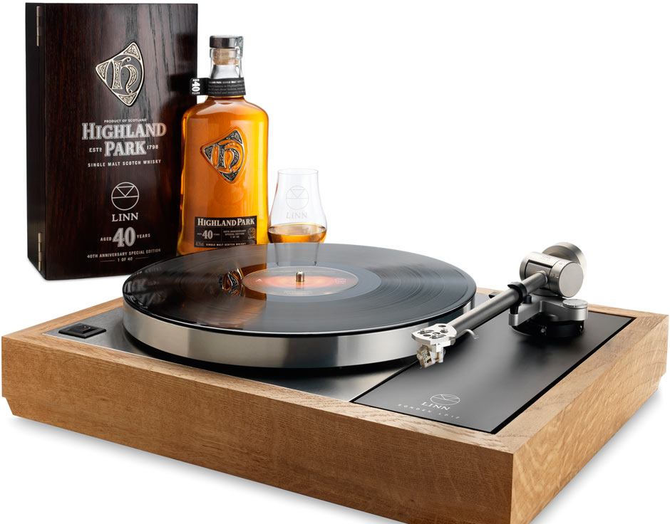 LP12 with Highland Park 40