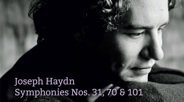 New Haydn From Robin Ticciati & SCO