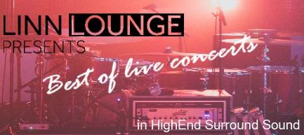 Linn Lounge - Best of Live Concerts / Multichannel