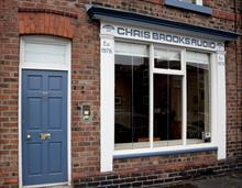 Chris Brooks audio