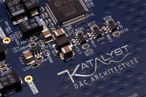 Linn Katalyst circuitry