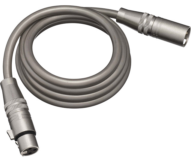 Silver Balanced Interconnect Cable