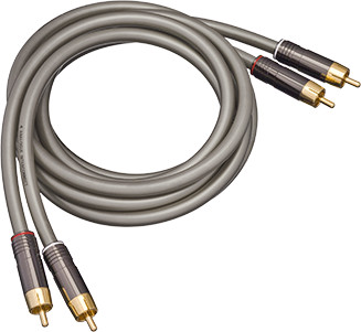 Silver Interconnect phono cable