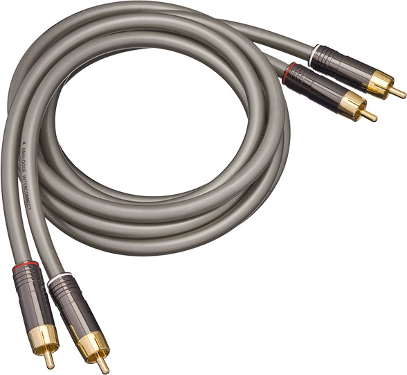 Silver Interconnect Cable