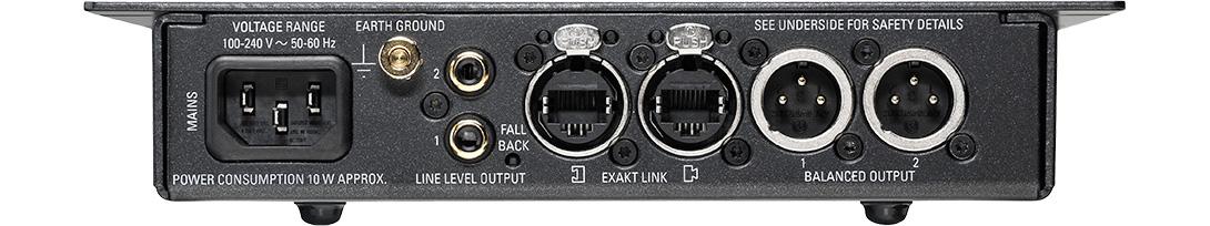 Exaktbox Sub — Rear