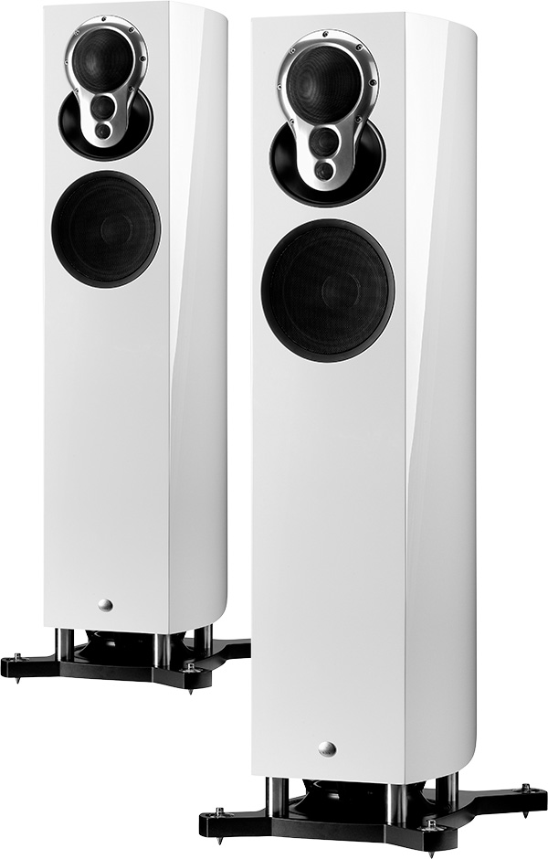 Linn Akubairk speakers