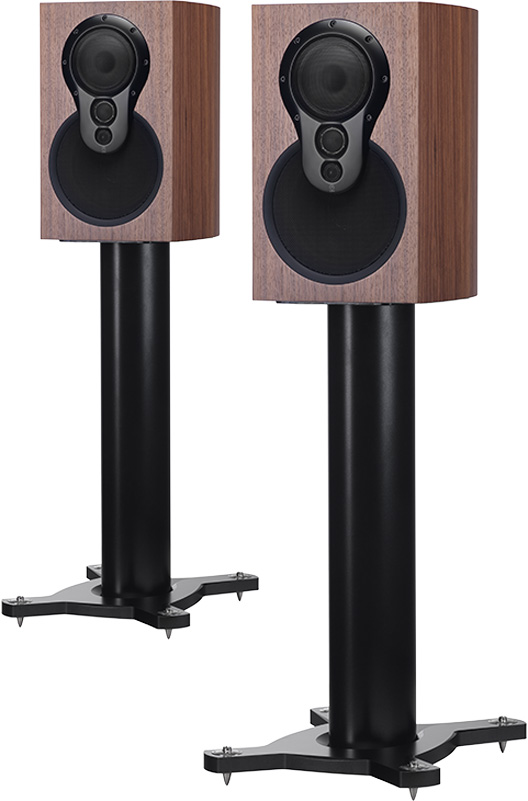 Speakers on Akudorik Passive Stands