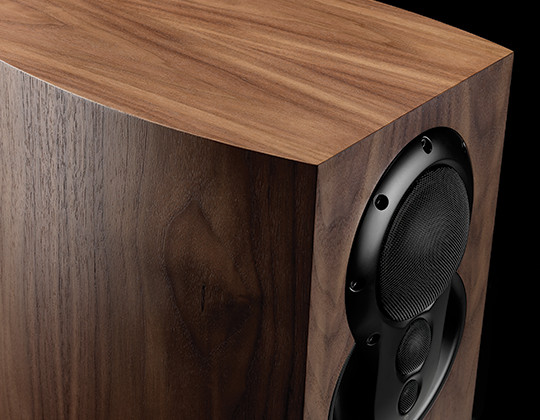 Precisely Crafted Speaker Cabinet